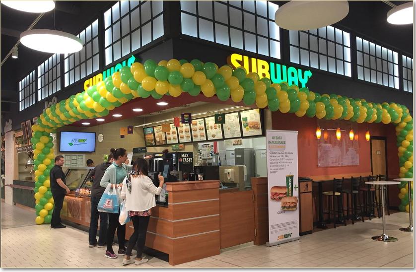 Global.Subway.Com Survey