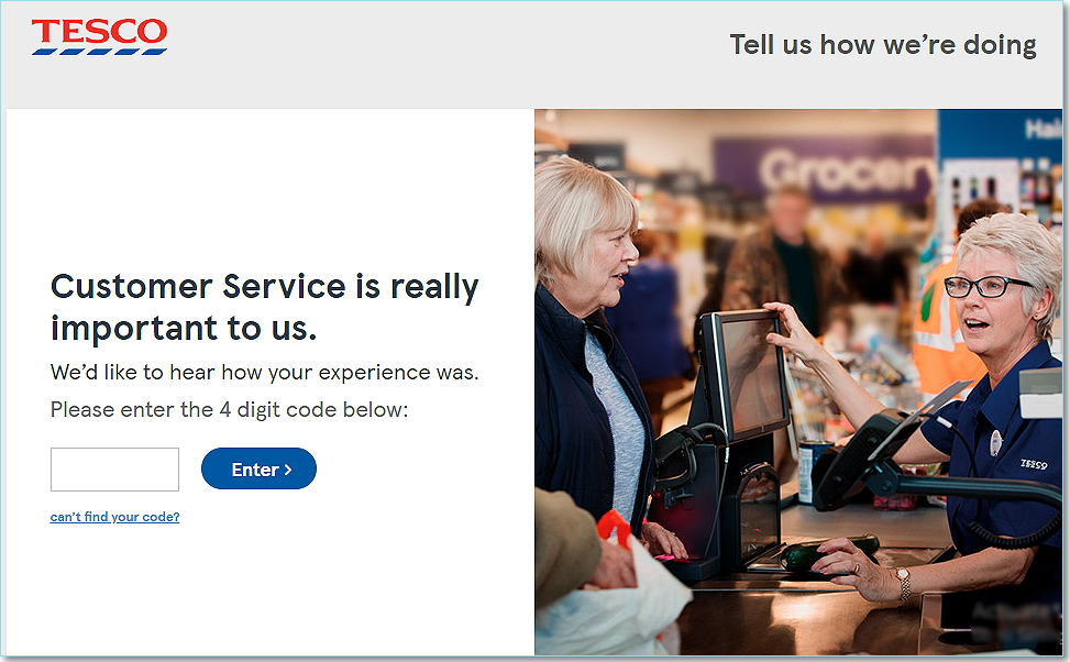 Www.Tescoviews.Com Homepage