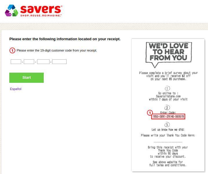 Saverslistens.Com Homepage